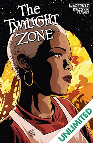 The Twilight Zone #7: Digital Exclusive Edition